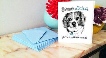 14 Adorable Dog-Inspired Stationary Sets