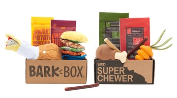 BarkBox & Super Chewer Tailor Your Dog's Box... And It All Started With A Pig